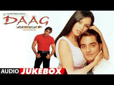 Daag The Fire Hindi Film Full Album (Audio) Jukebox | Sanjay Dutt,Mahima Chaudhary