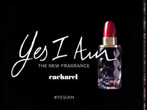 cacharel pub parfum yes i am youtube