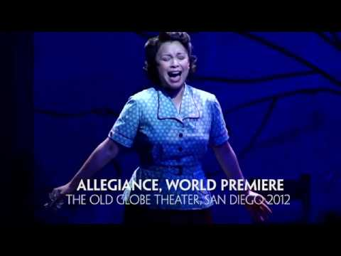 ALLEGIANCE Musical -Trek To Broadway- EPISODE 2: ALL WE NEED IS THE GIRL