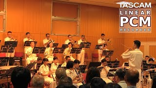 """Concert March """"In Autumn Skies"""" - Japanese Army Band"""