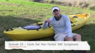 Costa Del Mar Fantail Sunglasses review