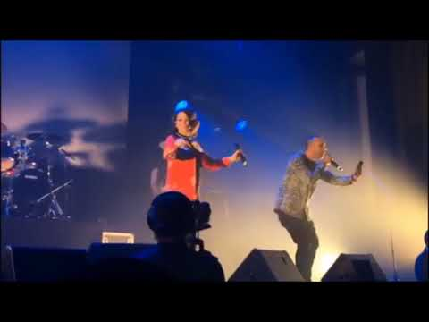 ARASH feat. Emelie FJALLSTROM DOOSET DARAM LIVE Germany