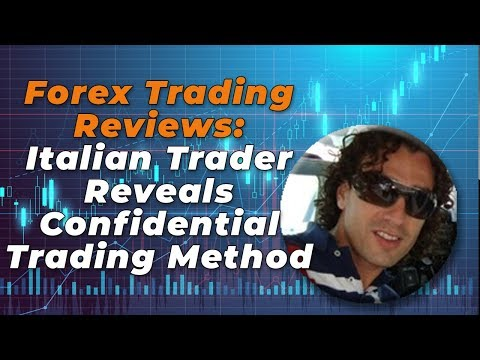 Italian Forex trader discloses confidential forex trading methods that work