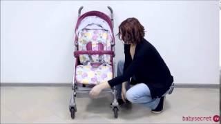 Прогулочная коляска Happy Baby Nicole (2014)