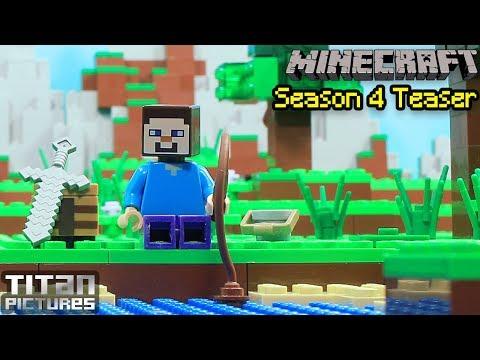 Lego Minecraft Season 4 Teaser