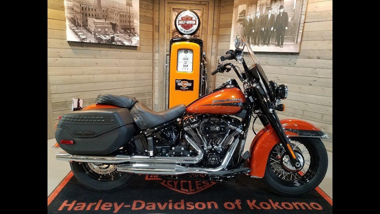 2020 Harley-Davidson Softail Heritage Classic 114 FLHCS ...