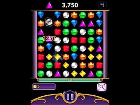 Bejeweled Blitz: No Boosts, No Rare Gems High Score (1,023,300)