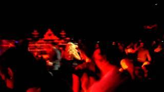 Andrea @ Night Flight club in Sofia / Jan 4, 2011 | part1/4