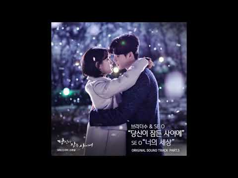 SE O (세오) – Your World (너의 세상)  While you were Sleeping Ost Part 5 track 2