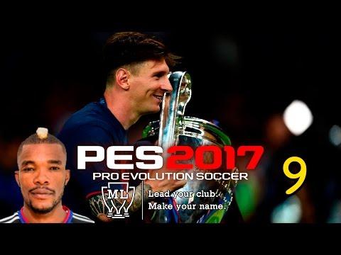 Pes 2017 (PC) II LM #9 II FC BARCELONA II NUESTRO FUTURO EN EUROPA