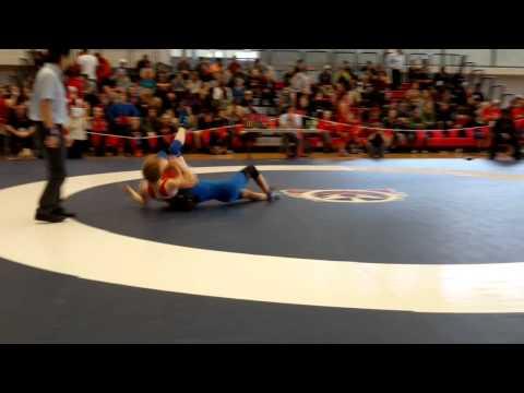 2015 Junior National Championships: 51 kg Rhiannon Digweed vs. Farah Taj