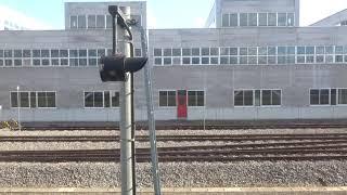 キハ40 708 旭川四条→北旭川停止→永山 JR北海道 宗谷本線 1325D
