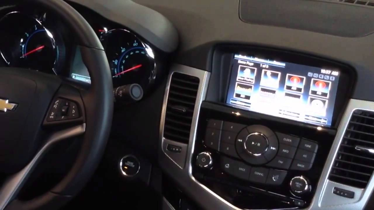Superb 2014 Chevy Cruze Interior Features | Kalamazoo, MI   YouTube Amazing Pictures