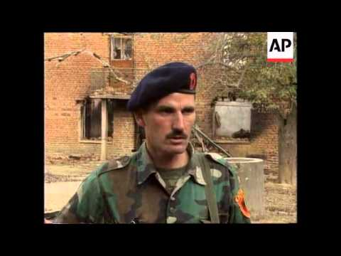 KOSOVO: WITHDRAWAL OF SERB FORCES LATEST (V)