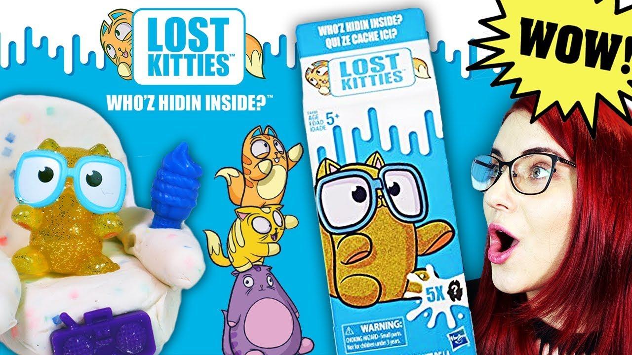 WIELKIE MLEKO LOST KITTIES ???? Śmieszne koty od Littlest Pet Shop LPS ???? miss Aga