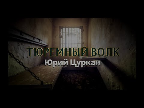 Тюремный волк -  Юрий  Цуркан Цукер