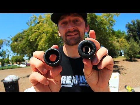 SUPER MINI 3D PRINTED WHEELS! | YOU MAKE IT WE SKATE IT EP 28