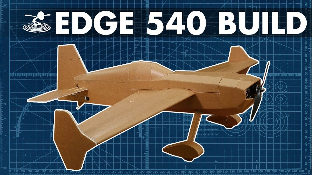 How to Build the FT Edge 540 // BUILD