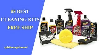 Top 5 Best Cleaning Kits With Free Ship in USA - Best Car Care.