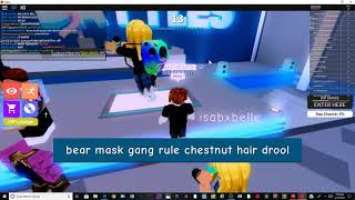 my brain cells hurt after recording this roblox video.