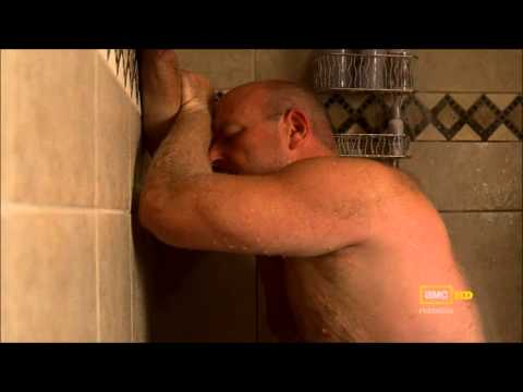 Exclusive: Dean Norris Shower Breaking Bad S03EP05