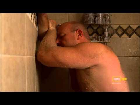 Exclusive: Dean Norris Shower Breaking Bad S03EP05