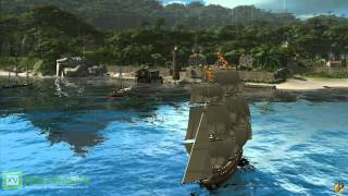Port Royale 3: Pirates & Merchants - Gameplay Trailer (2012) | HD