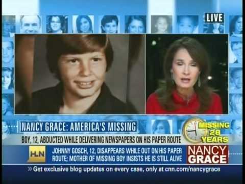 Nancy Grace Johnny Gosch Part 1.mpg