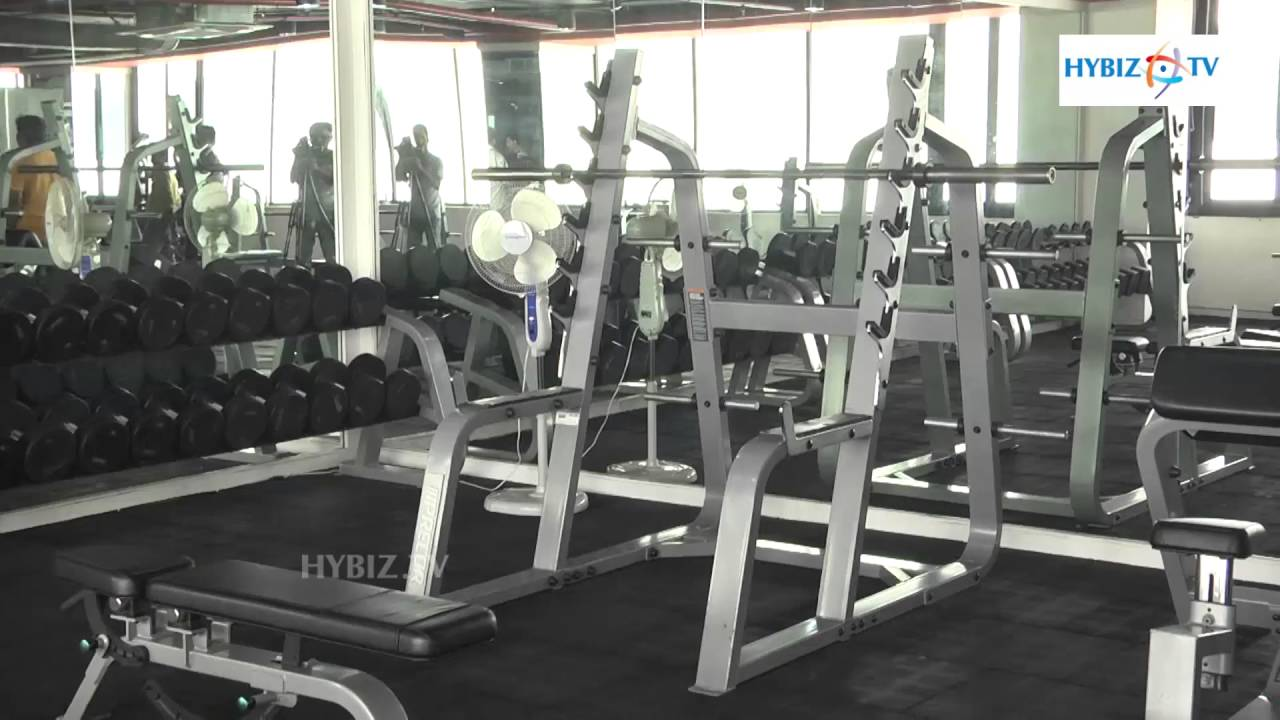Core Fitness Station Jubilee Hills Hyderabad - Hybiz - YouTube