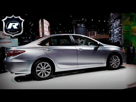 5 фактов о Toyota Camry. которые вы не знали. Новинки авто 2017 2018