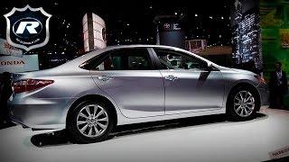 5 фактов о Toyota Camry. которые вы не знали. Новинки авто 2017-2018