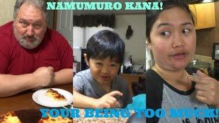 FILIPINA AMERICAN LIFE IN AMERICAYOUR BEING TOO MUCH!! NAMUMURO KANA! ICE CREAM  PIZZA day