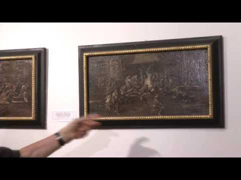 Museo di Arte Sacra - Sala Quadreria
