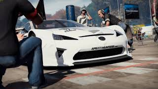 Need For Speed Shift 2 Unleashed DLC SpeedHunters Race 04 European Drag Challenge