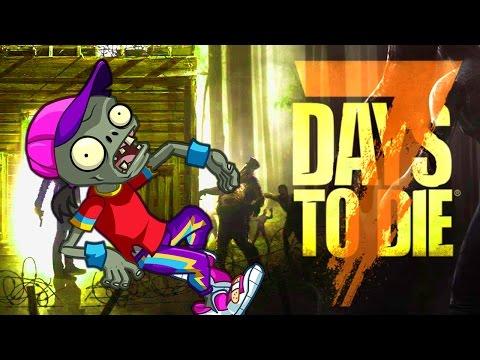 BREAK DANCING ZOMBIE ★ 7 Days to Die - Alpha 15 (18)