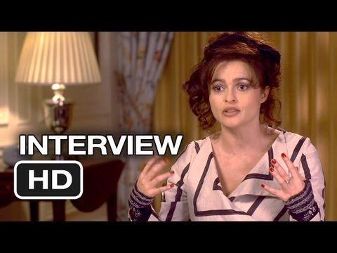 Les Misérables Interview - Helena Bonham Carter (2012) Hugh Jackman Movie HD