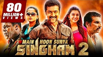 Main Hoon Surya Singham 2 Hindi Dubbed Full Movie | Suriya, Anushka Shetty, Hansika