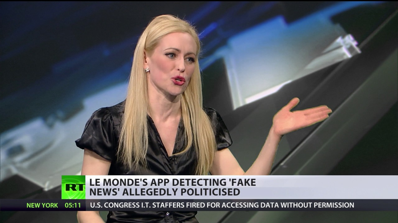 Fake news firewall? Le Monde launches news filter app