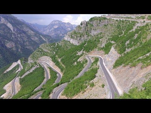 """ALBÁN-ANZIX 1.rész: """"Elátkozott hegyek"""" /Albán-Alpok/ 2017. FullHD 1080p"""