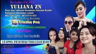 LIVE ( Yuliana Zn Manggung Maning Jeh ) 13-04-18 Desa Tugu - Lelea Bagian awan