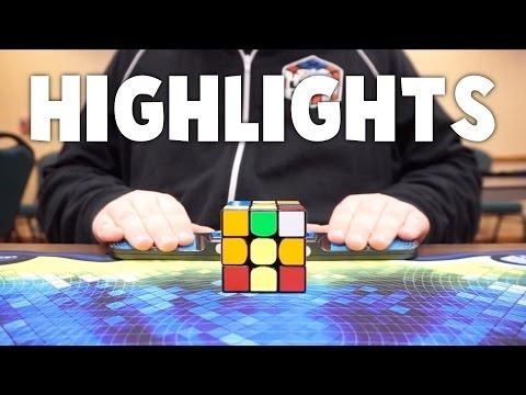 Longmont Cube Open 2017 Highlights!