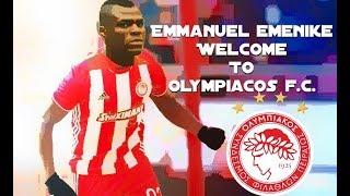 Emmanuel Emenike Welcome to Olympiacos F.C. ᴴᴰ
