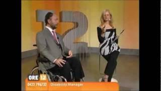 Il Disability Manager. Trasmissione ORE 12 del 27.09.2011