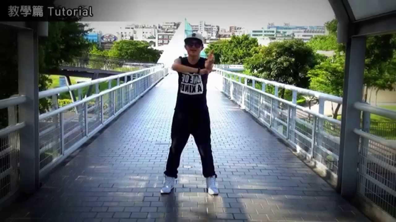 [空中舞蹈教室] BIGBANG - BANG BANG BANG副歌教學 (mirror)