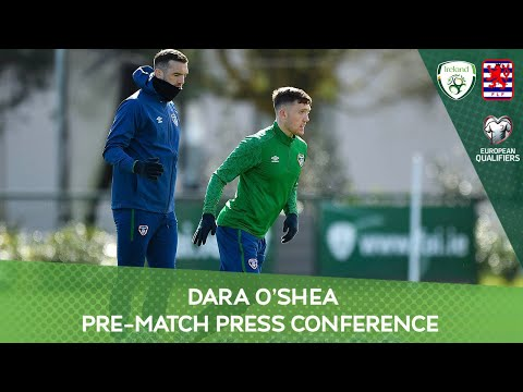 PRE-MATCH PRESS CONFERENCE | Dara O'Shea