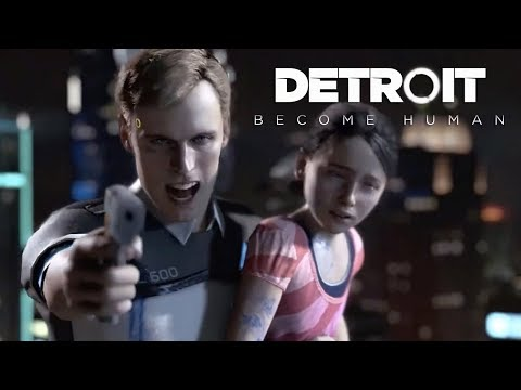 Detroit: Become Human Played with Live Audience at PSX 2017