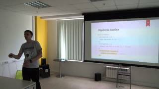 "#7 ""Многообещающий JavaScript – Promises"" Денис Речкунов"