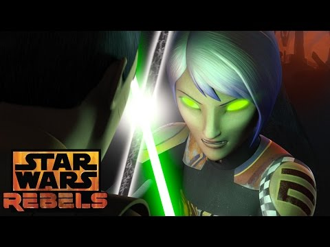 Nightsister's Possession | Star Wars Rebels | Disney XD