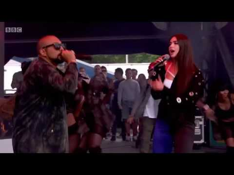Sean Paul - No Lie (ft. Dua Lipa)  BBC Big Weekend 2017