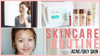 Video Skin Care Routine: Acne/Oily Skin | ilikeweylie download MP3, 3GP, MP4, WEBM, AVI, FLV Juni 2018